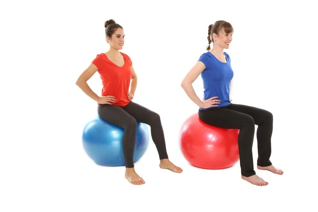 Bei dem Gymnastikball oder auch Sitzball, ist die richtige Größe ein entscheidender Faktor und sollte richtig berechnet werden.